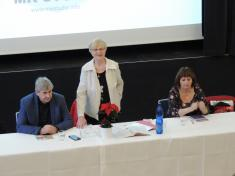 Členská schůze Svazu tělesně postižených
