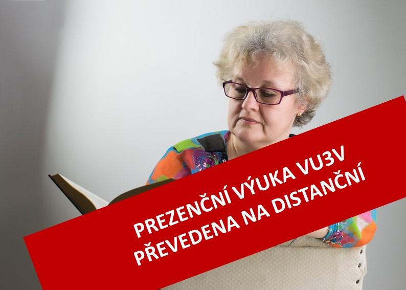 VIRTUÁLNÍ UNIVERZITA 3. VĚKU (VU3V) - 3. přednáška