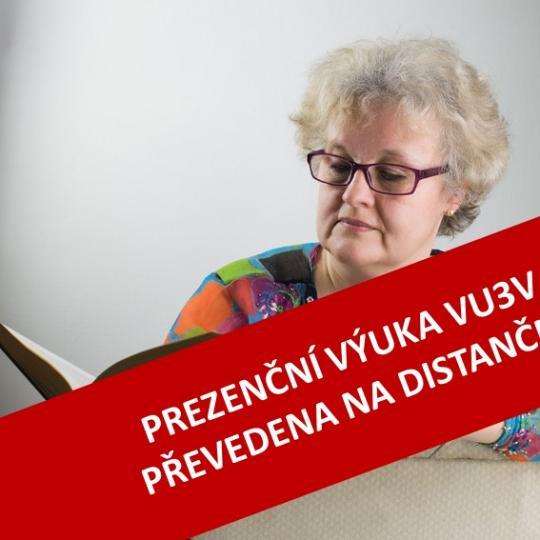 VIRTUÁLNÍ UNIVERZITA 3. VĚKU (VU3V) - 3. přednáška 1
