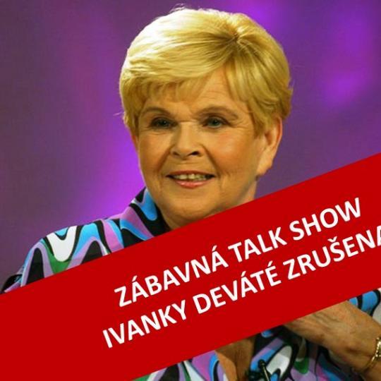 IVANKA DEVÁTÁ - zábavná talk show 1